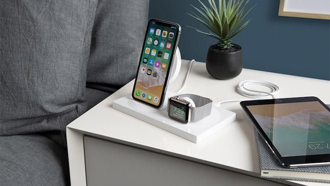 Apple Watch iPhone Belkin Boost Up