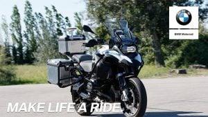 BMW sürücüsüz motosiklet