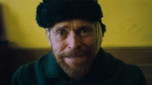 Willem Dafoe ve Mads Mikkelsen buluşturan At Eternity's Gate
