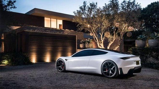 Yeni Tesla Roadster