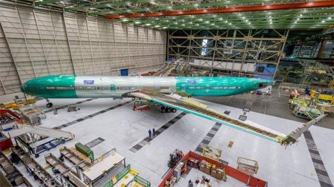 Boeing 777X-9 777X
