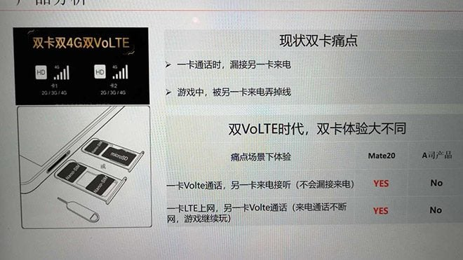 Huawei Mate 20 ve mate 20 Pro