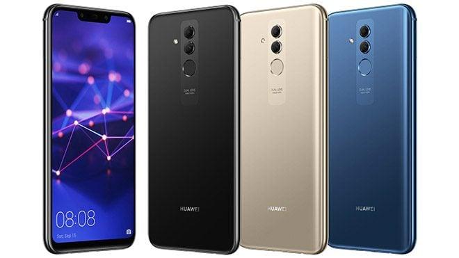 Huawei Mate 20 ve Huawei Mate 20 Pro