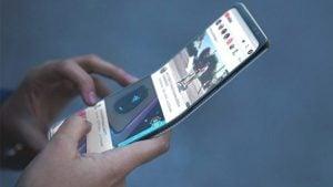 Huawei katlanabilir akıllı telefon