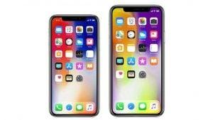 Apple iOS 12 iOS 11 Android