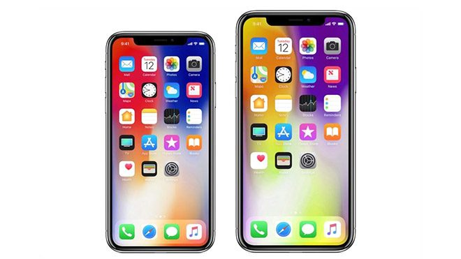 Apple iOS 12 iOS 11 Android