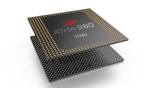 Huawei Apple Kirin 980 A12 Bionic