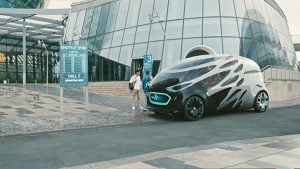 Mercedes Vision Urbanetic