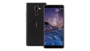 Nokia 7 Plus Google Digital Wellbeing