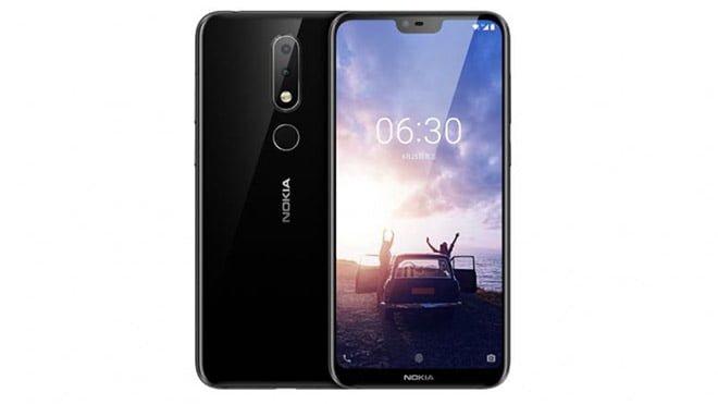 Google Nokia Android One çentik gizleme