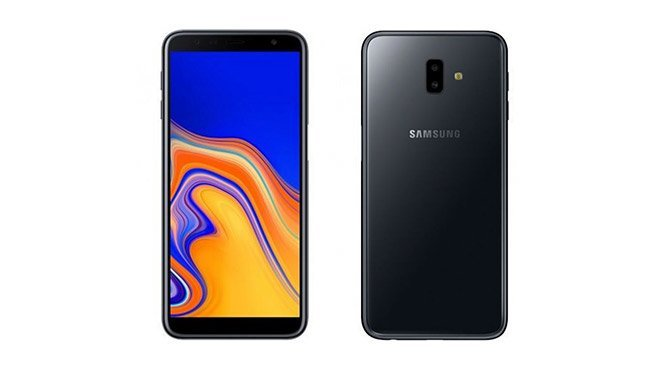 Samsung Galaxy J4+ ve Samsung Galaxy J6+