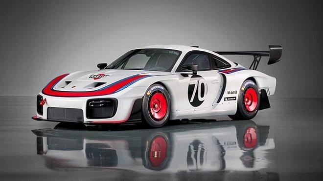Porsche 935 Clubsport