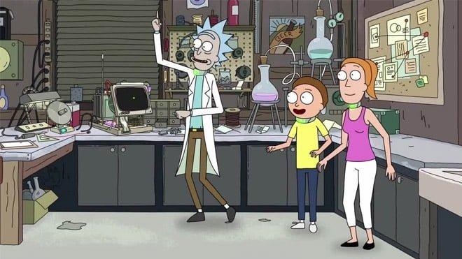Rick and Morty 4. sezon