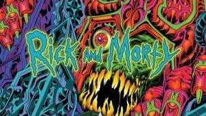Rick and Morty soundtrack albümü