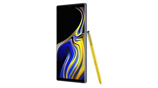Samsung Galaxy Note 9 Bixby