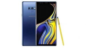 Samsung Galaxy Note 9 Samsung Experience 10 Android 9.0