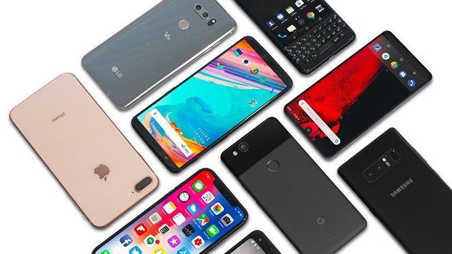 Dünyanın en çok akıllı telefon satan 5 markası [2018 – 2. çeyrek raporu]