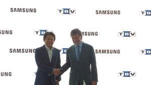 Türkiye Bilişim Vakfı Samsung