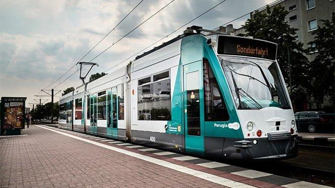 otonom tramvay