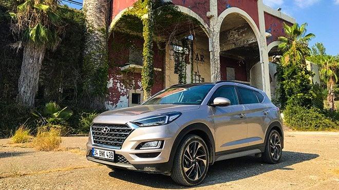 2019 Hyundai Tucson ön Incelemesi 16 Litre Dizel Otomatik 4x4