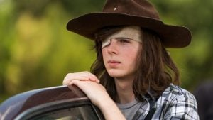 The Walking Dead Chandler Riggs