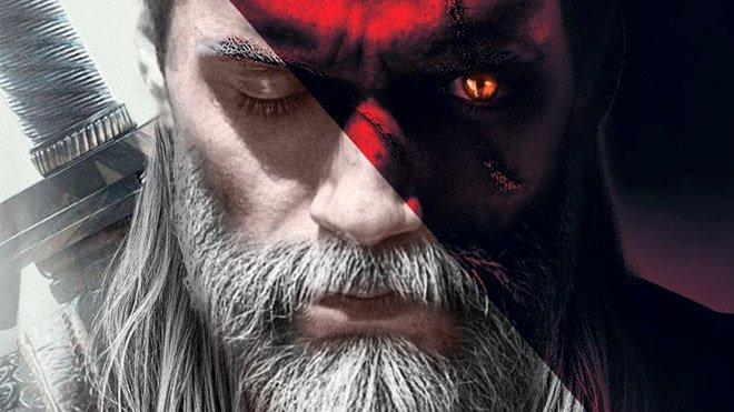 Netflix Witcher dizisi Henry Cavill