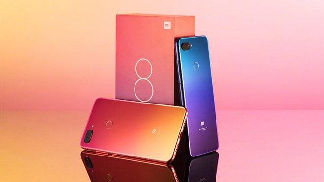Xiaomi Mi 8 Pro ve Mi 8 Lite