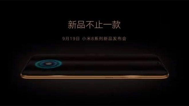 Xiaomi Mi 8 Fingerprint edition ve Xiaomi Mi 8 Youth Edition