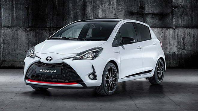 Toyota Yaris Gr Sport Teknik özellikleri