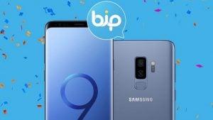 Samsung Galaxy S9 BİP