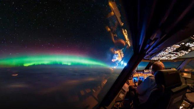 gökyüzü fotoğrafları, gökyüzü, boeing 747