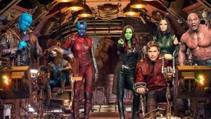 Guardians of the Galaxy Avengers 4