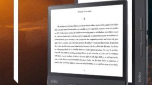 Kobo Kindle Oasis