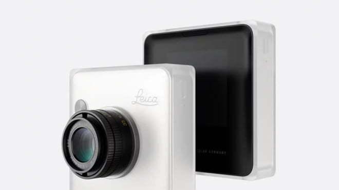 Instant M, Leica, şipşak fotoğraf makinesi