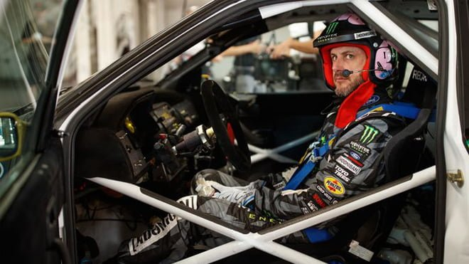 The Gymkhana Files, Ken Block