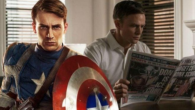 Captain America Daredevil
