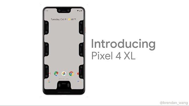 Akıllı telefonu Google Pixel 3 XL