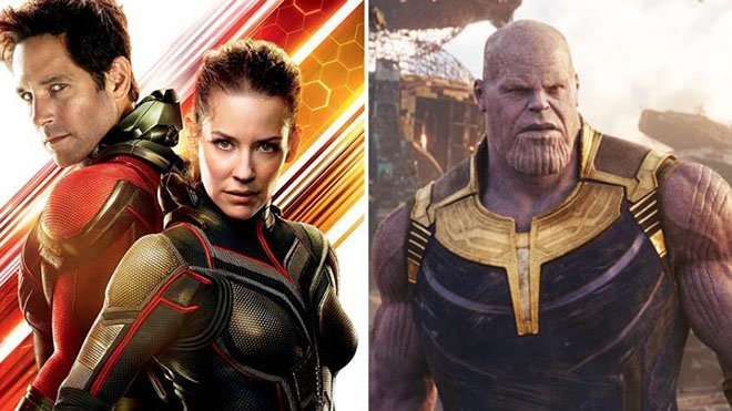 Ant-Man and the Wasp Avengers 4