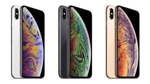 Apple iPhone Xs iPhone Xs Max