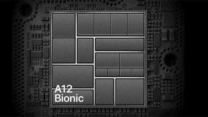 Apple A12 Bionic iPhone Xs iPhone Xs Max