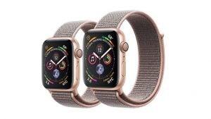 Apple Watch Series 4 akıllı saat