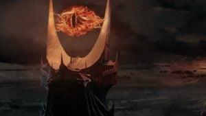 Yüzüklerin Efendisi Sauron'un Gözü