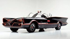 Joker filmi setinde Batmobile göründü