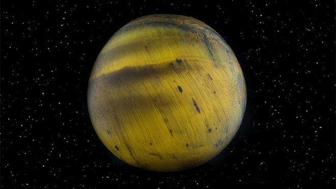 Can Tunçer makro gezegen serisi
