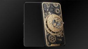 Caviar iPhone Xs iphone Xs Max Grand Complications Skeleton