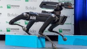 robot spot boston dynamics
