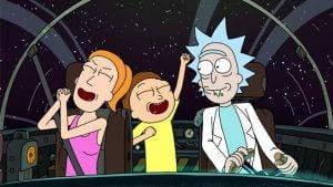 Rick and Morty, akıllı saat