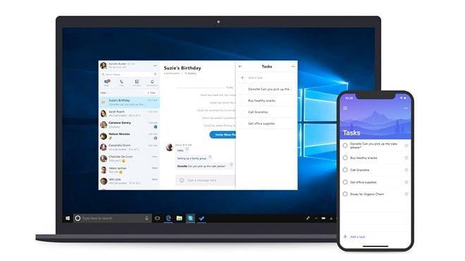 Microsoft Windows 10 Ekim Güncellemesi