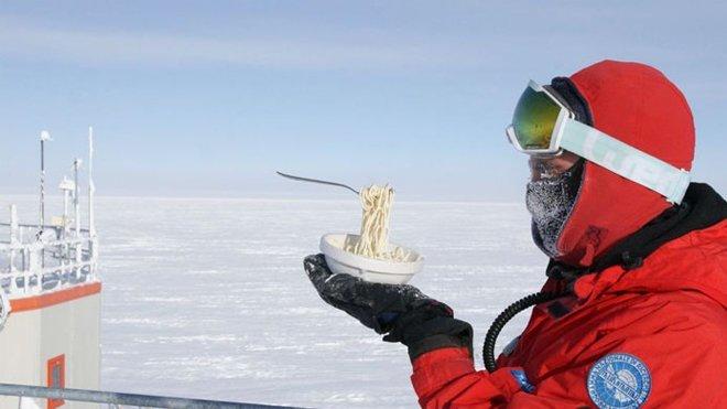 antarktika, astrobiyolog