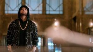 Eminem Google Pixel 3 ile çekilen Venom klibi
